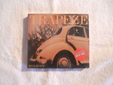 """Trapeze """"Hold On"""" Limited Edition cd Gold Disc  Purple Pyramid Rec. New Sealed"""