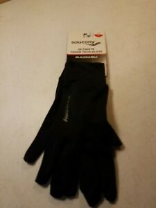 Saucony Sz Lg Ultimate Touch Tech Glove Run/Warm