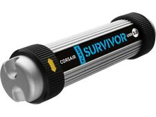 32GB Corsair Survivor USB3.0 Flash Drive - Aluminium,Black