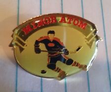 Minor Atom hockey player lapel pin pre-owned