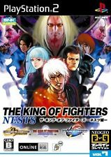 Used PS2 The King of Fighters Nests SNK KOF  SONY PLAYSTATION JAPAN IMPORT