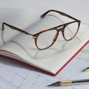 Brand New 2021 Persol Men Eyeglasse PO 3160-V 9015 La Casa De Papel Frame Italy