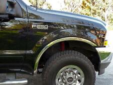 TFP 3112 Wheel Well Fender Trim Molding Ford Truck Stainless