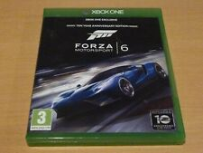 Xbox One Forza 6 Motorsport Game - Very Good Condition