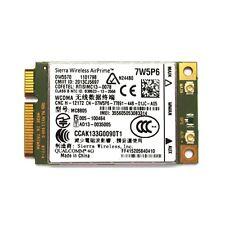 + Dell Wireless DW5570 WWAN 4G HSPA+ 42 Mbit/s Sierra AirPrime 7W5P6 MC8805 +