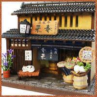 Billy Doll House Miniature Model Kit Handcraft Picklesshop figure Japanese kyoto