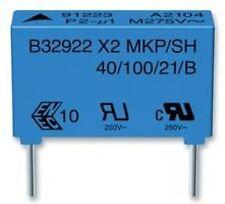 B32923C3105M-CONDENSATORE, CLASSE X2, 1uf, 305vac