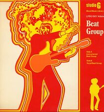 "STUDIO G ""BEAT GROUP"" ORIG UK 1970 LIBRARY MONSTER PSYCH/FREAKBEAT"