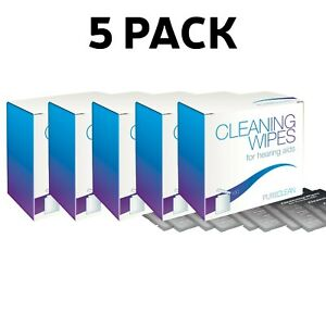 PureClean Cleaning Wipes (5 PACK)