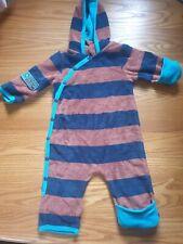 Katvig  6  month soft pram suit cosy
