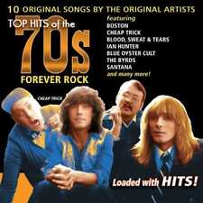 Top Hits of the 70's: Forever Rock NEW CD