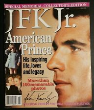 JFK Jr American Prince Memoral Collector's Edition 1999 Star Special