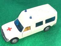 Siku 1613 Mercedes Ambulance Vintage Die-Cast