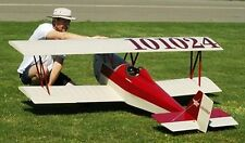 Nosen Gere Sport 1/3 Scale 8 foot wing span  RC Model AIrplane Printed Plans