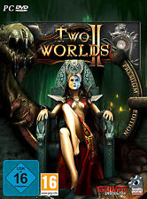 Two Worlds II: Premium Edition PC/Mac - Includes collectors items, DVD, Cards, +