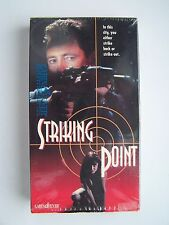Striking Point VHS Video Tape Movie