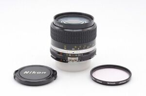 """""""Exc+++++"""" Nikon Ai-s Nikkor 35mm F/2 MF Wide Angle Lens From Japan 144A"""