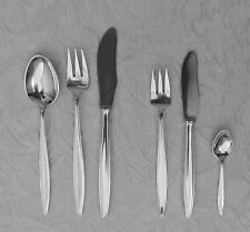 Elkington Plate 8 People Cutlery Service Winchester Pattern, 48 pcs 1957-1962