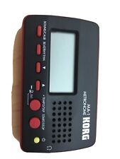 Kor 00006000 G Ma-1 Solo Metronome Black and Red