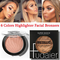 Highlighter Illuminator Makeup Glow Face Brighten Face Contour  Powder Bronzer