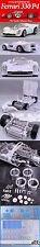 HIRO MFH 1/12 FERRARI 330P4 1967 LE MANS #20 C. AMON N. VACCARELLA SUPER KIT