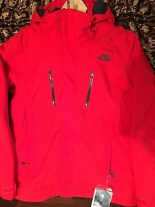 The North Face Jeppeson Jacket Men Fiery Red