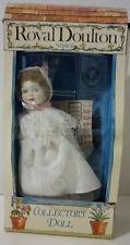 1981 ROYAL DOULTON NISBET Small Sister-Kate Greenaway Limited Ed.-610 of 5000