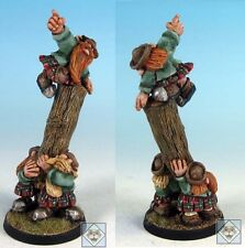 2011 Scotling Caber Team Fantasy Football Dwarf Scottish Gnome Imp Scotlings NAF