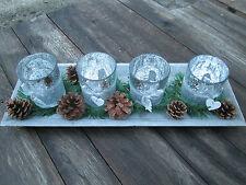 weihnachts adventskr nze aus glas g nstig kaufen ebay. Black Bedroom Furniture Sets. Home Design Ideas