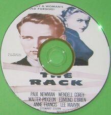 FILM NOIR 342: THE RACK (1956) Arnold Laven Paul Newman, Corey, Pidgeon, Marvin