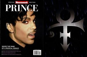 New Newsweek Special Edition PRINCE Inside The Mind Of A Musical Genius 2018 98p