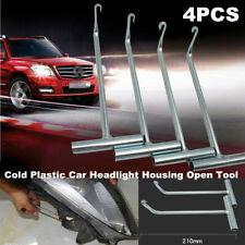 Cold Plastic Auto Car Headlight Housing Open Tool Cover Glue Sealant Remover Kit