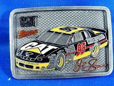 CAT Racing #95 David Green NASCAR Belt Buckle1996 NORSCOT Group