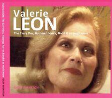 Valerie Leon Illustrated Career Book Carry Ons Hammer 007 DVD