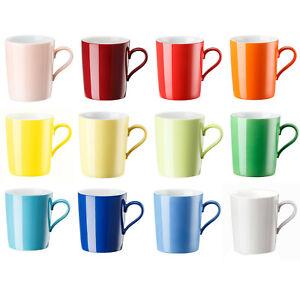 ARZBERG Becher 0,31 l Tric Henkelbecher Kaffeebecher Porzellan