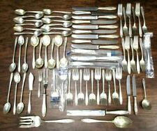 """Prelude by International Sterling Silver Spinach Fork 7 1//4/"""""""