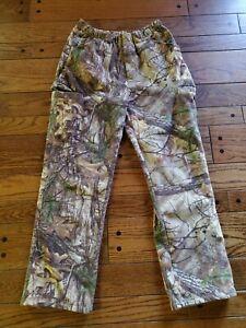 scent lok Fleece pants
