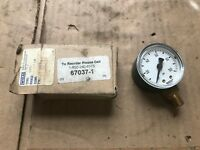 """NEW IN BOX -- Wika 4252943 -- 2"""" Dial, 1/4 Thread, 0-100 PSI, Pressure PSI Gauge"""