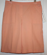 NWT Alfred Dunner® Key Largo Shorts - Size 10 - MSRP $42
