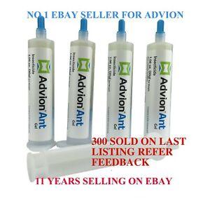 Genuine Advion Syngenta Ant Gel x 4 tubes 30g