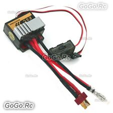 Brush 1/8 1/10 320A Brushed Speed Controller ESC RC Truck Car Boat Reverse Tplug