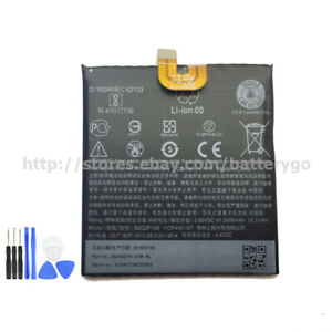 New Original 2600mAh 3.85V Battery B2Q3F100 For HTC U11 Life + Nice Tools