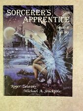 Vintage Sorcerer's Apprentice Fall 1980 Issue 8 Magazine Flying Buffalo #T4907