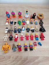 Lego Mini Figure Bundle 40 Years Knights City Star Wars Ninjago And Others Lot