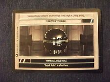 Star Wars CCG A New Hope Limited Imperial Holotable