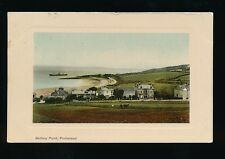 Somerset PORTISHEAD Battery Point Used 1909 PPC