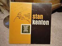 2 Record Set STAN KENTON Live at Redlands Univ SIGNED LP Autograph ST-1015 Jude