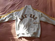MAGLIA SHIRT GIACCA TRACK TOP LOS ANGELES LAKERS KOBE BRYANT MAGIC JOHNSON M lot