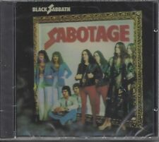 "BLACK SABBATH  ""Sabotage""  NEW SEALED ROCK CD"