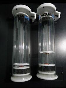 AquaMaxx Fr-se GFO Carbon and Biopellet Hang-on Filter Media Reactor